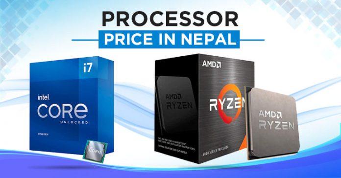 Processor Price in Nepal AMD Ryzen Intel Core Availability