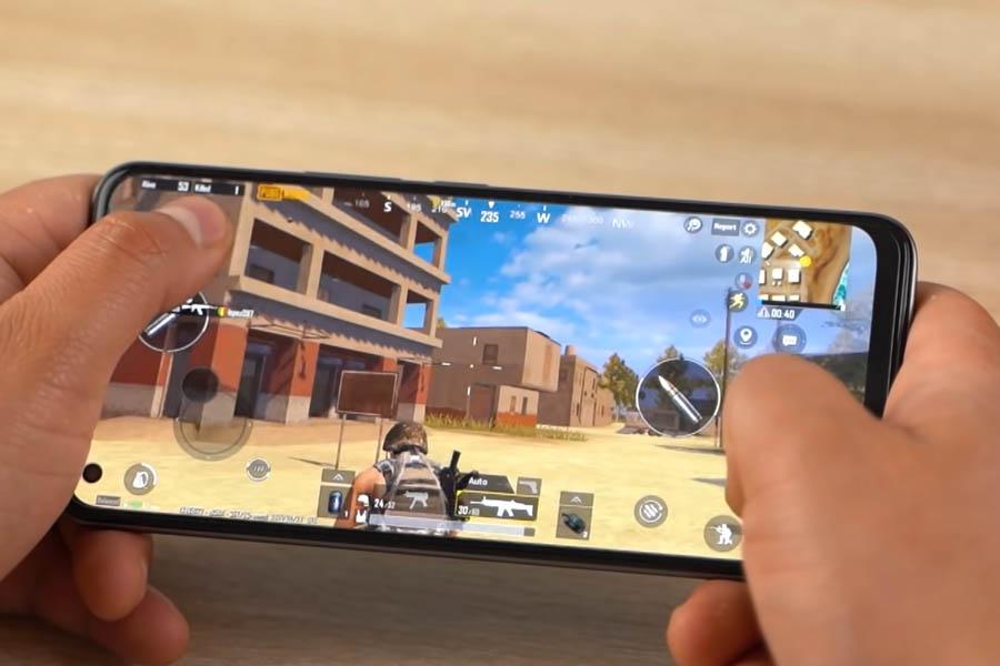 Realme 8 - Gaming