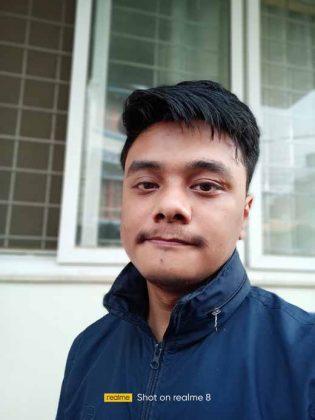 Realme 8 - Portrait Selfie 3