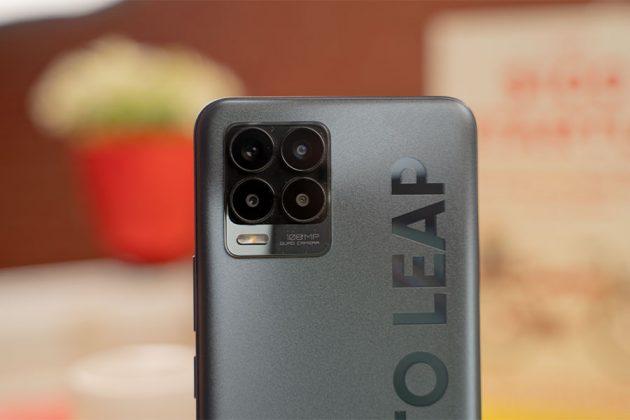 Realme 8 Pro - Back Cameras