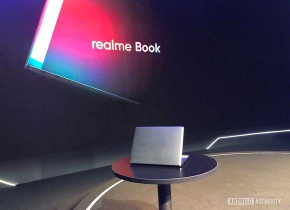 Realme Book - Leak