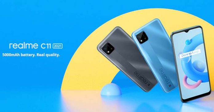 Realme C11 2021 Launched Price in Nepal Specifications Features Availability