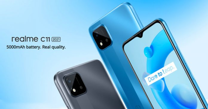 Realme C11 2021 Price in Nepal Features Full Specifications Specs Where to buy availability