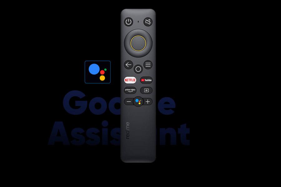 Realme Smart TV 4K Remote Handsfree Control