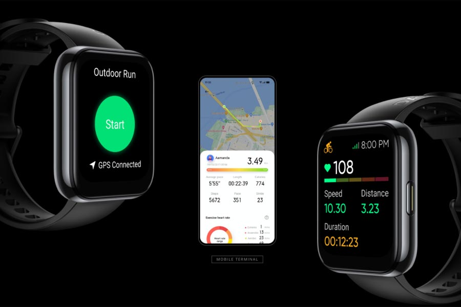 Realme Watch 2 Pro Sports Modes