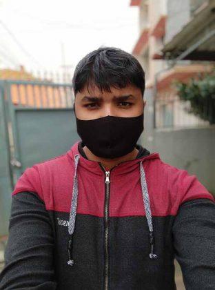 Redmi Note 10 - Portrait Selfie 1