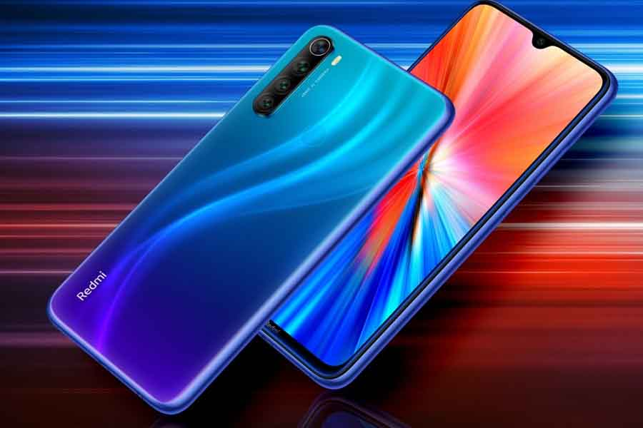 Redmi Note 8 2021 Design and Display