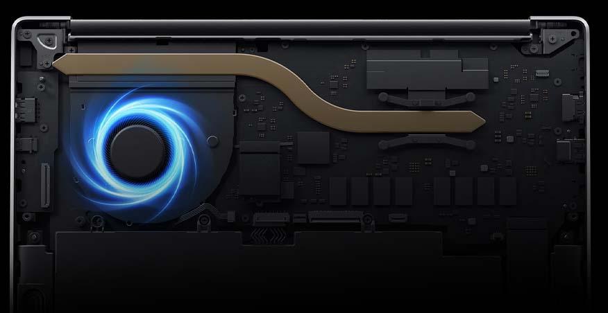 RedmiBook Pro 14 Ryzen Edition Fan Cooling