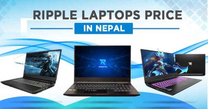 Ripple Laptops Price in Nepal Ultrabook Gaming Artifact Pandora Raze Genos Pro