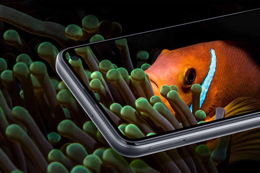 Samsung Galaxy F52 5G Display