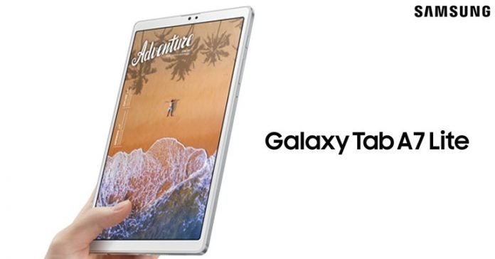 Samsung Galaxy Tab A7 Lite launched Price in Nepal Specifications Availability