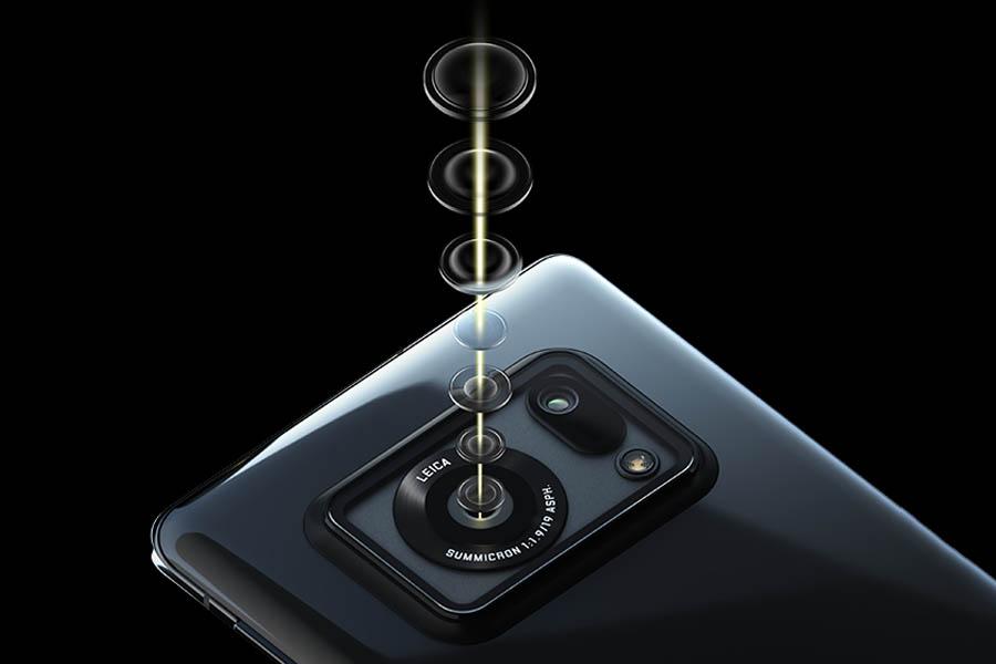 Sharp Aquos R6 Camera World's First 1-inch camera sensor