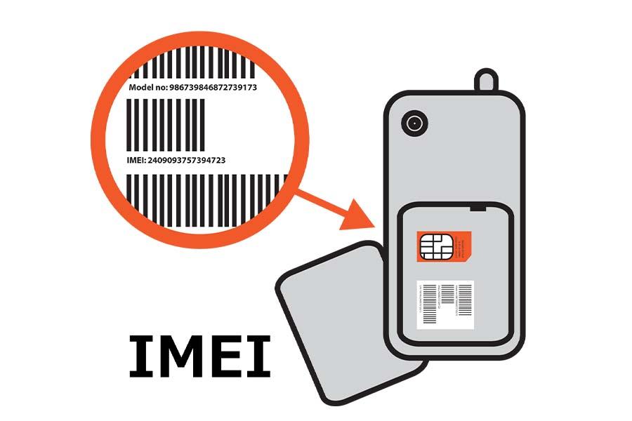 Smartphone IMEI