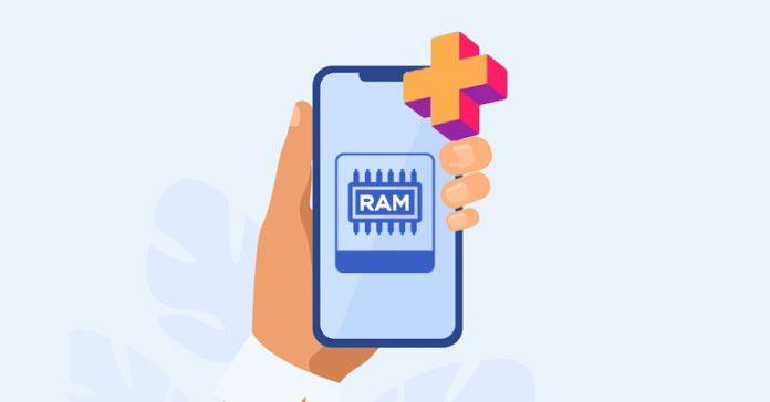 Virtual Extended RAM in Smartphones phone Vivo Nubia Random Access Memory Fusion Boost Tech