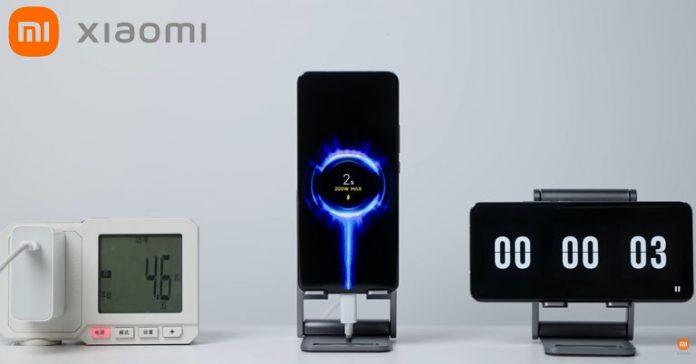 Xiaomi HyperCharge Technology 120W wireless fast charging 200W wireless