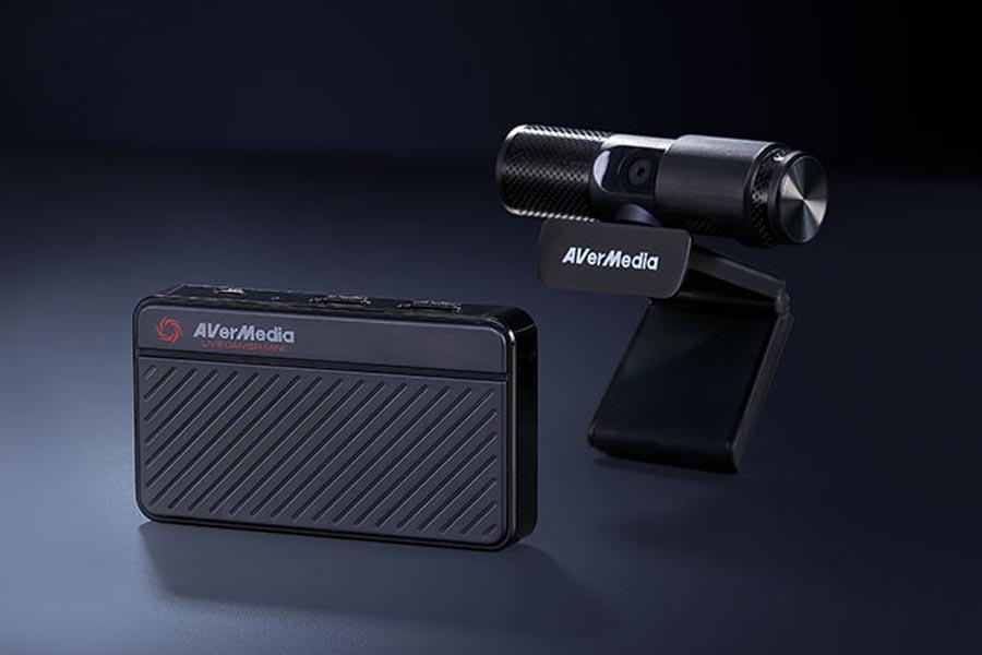 AVerMedia Live Streamer Duo B0311D Best webcams in Nepal