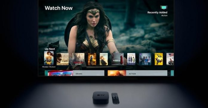Apple TV app support Android TV devices