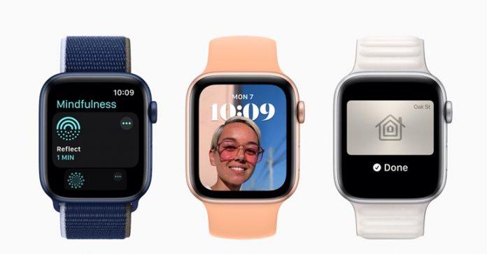 Apple watchOS 8 announced Beta release date