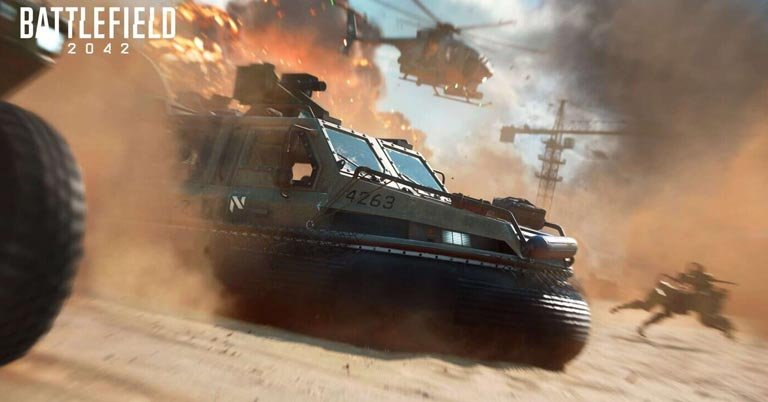 Battflefield 2042 unveiled game features price launch open beta