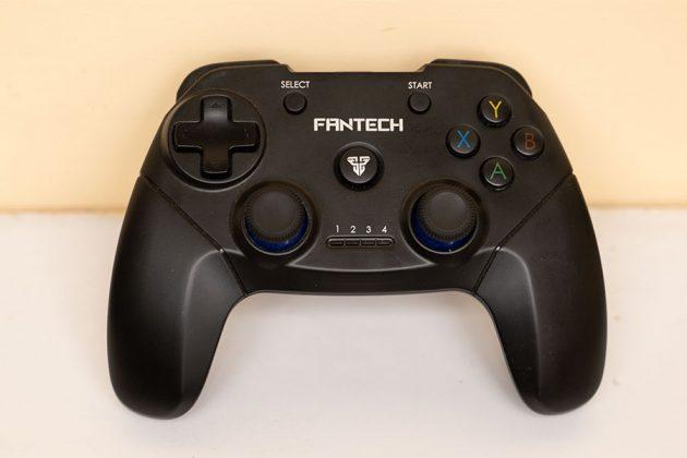 Fantech WGP12 Revolver Buttons