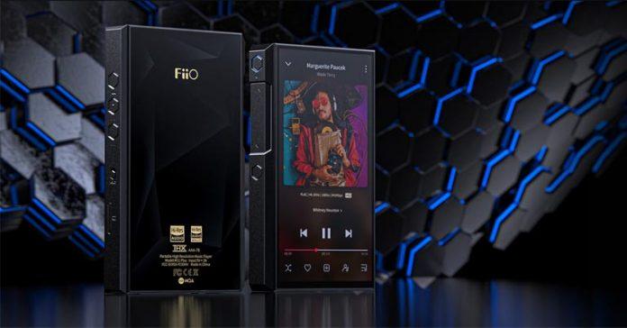 FiiO M11 Plus LTD Digital Music Player
