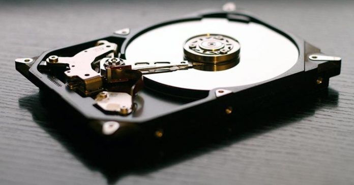 Graphene Hard Drive HDD 10 times data storage 10x