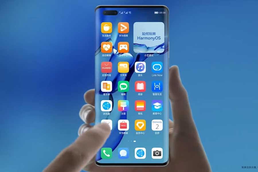 Harmony OS on Phone
