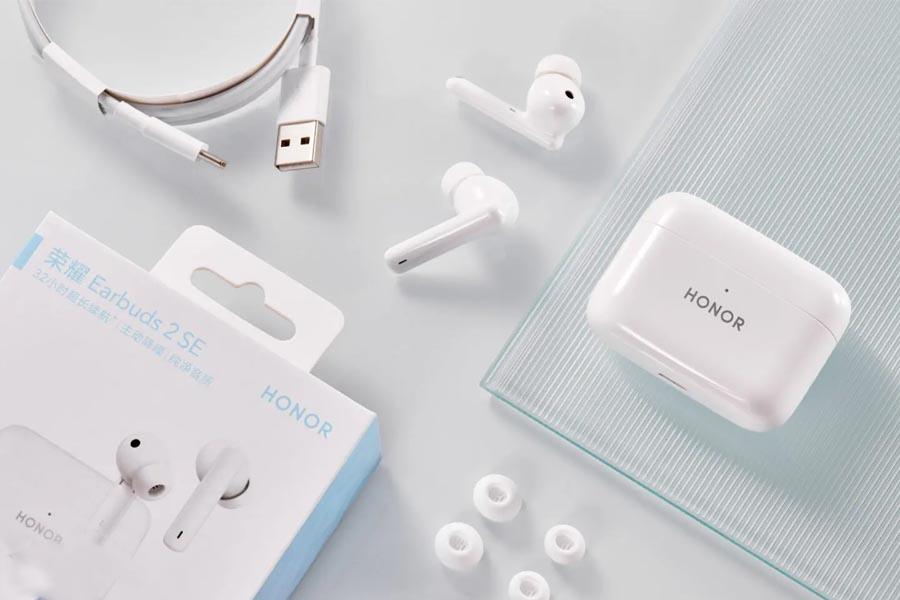 Honor Earbuds 2 SE Design