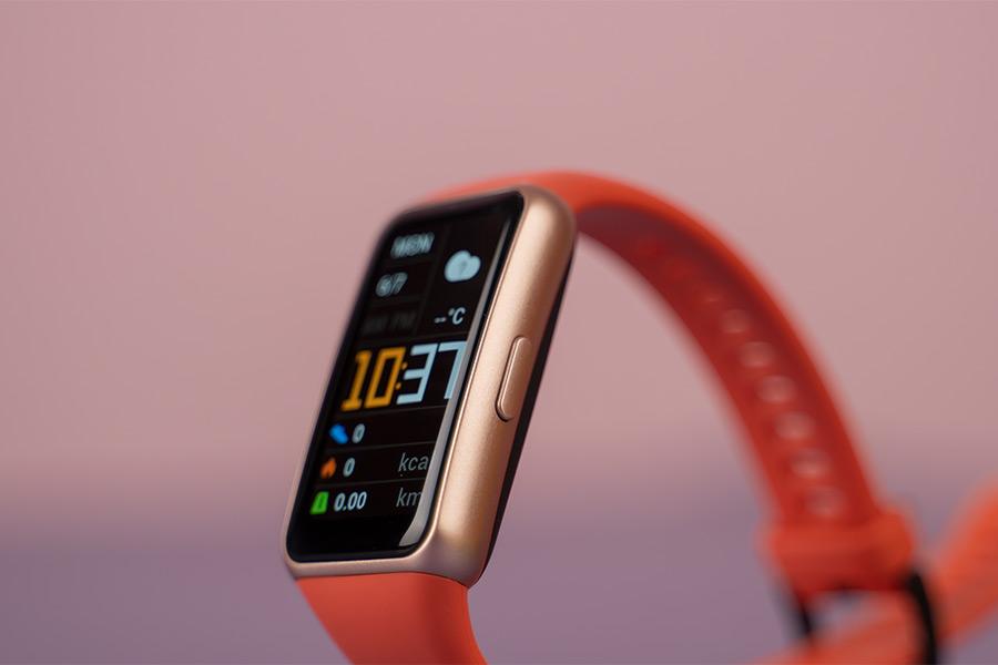 Huawei Band 6 - Button