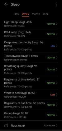 Huawei Health - Sleep 3