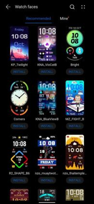 Huawei Health - Watch Faces