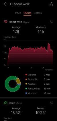 Huawei Health - Workout 2