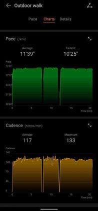 Huawei Health - Workout 4