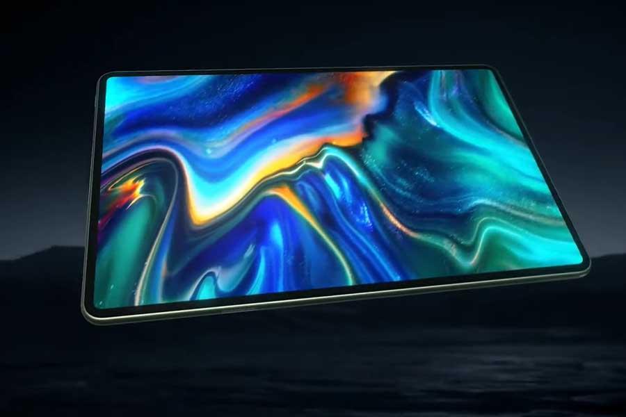 Huawei MatePad Pro 2021 Design