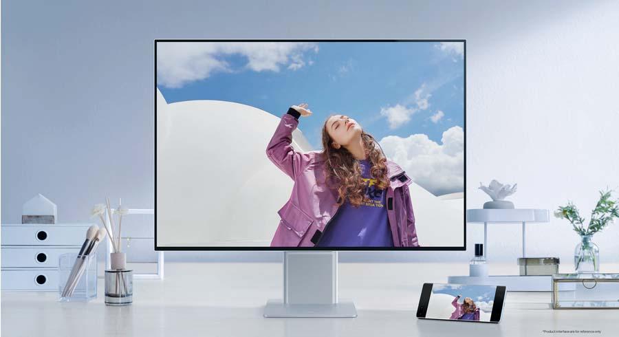 Huawei Mateview Design and Display