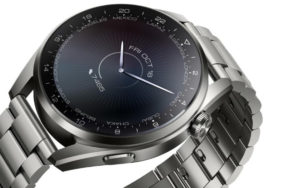 Huawei Watch 3 Pro - Display