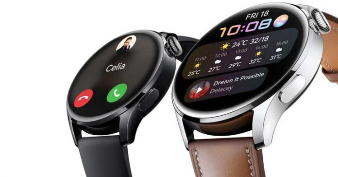 Huawei Watch 3 launched Price in Nepal Specifications Features