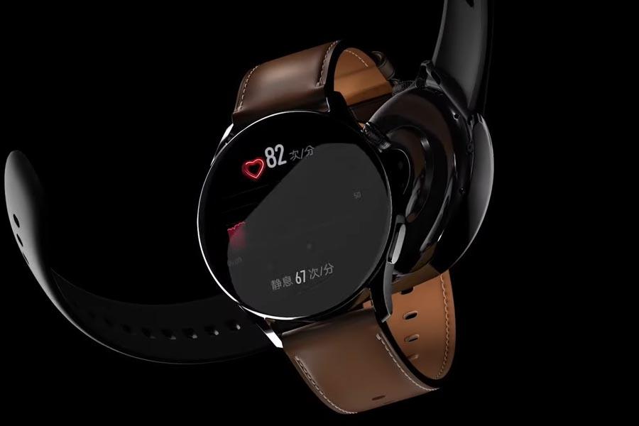 Huwaei Watch 3 Design and Display