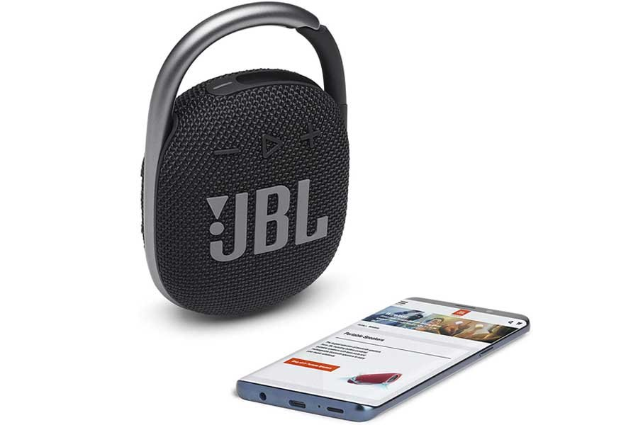 JBL Clip 4 Bluetooth Connection