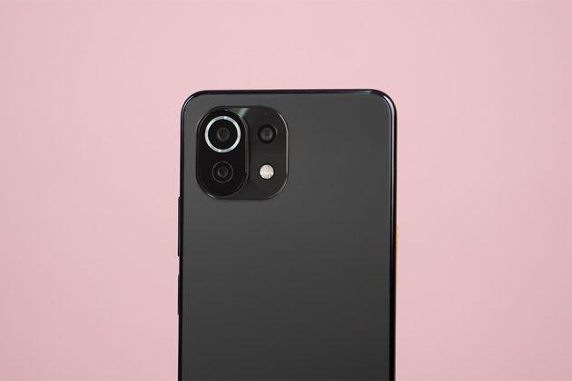 Mi 11 Lite - Back Cameras