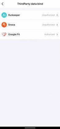 Mobvoi App - Account 2
