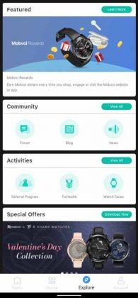 Mobvoi App - Explore