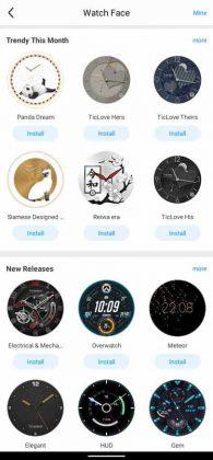 Mobvoi App - Watch Faces 2