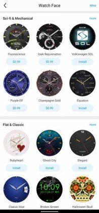 Mobvoi App - Watch Faces 3