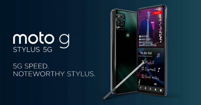 Moto G Stylus 5G launched Price in Nepal Specifications Features Availability