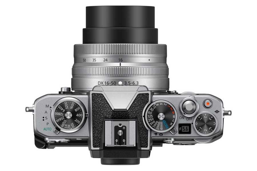 Nikon Z fc with DX 16-50mm lens