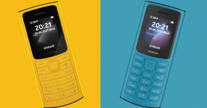 Nokia 105 110 4G Launched Price in Nepal Specifications Features Availability