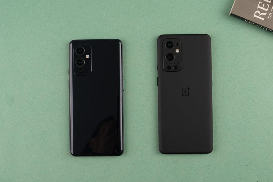 OnePlus 9 - 9 Pro - Design