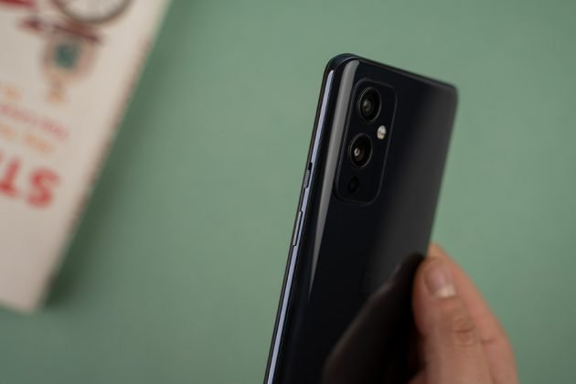 OnePlus 9 - Buttons