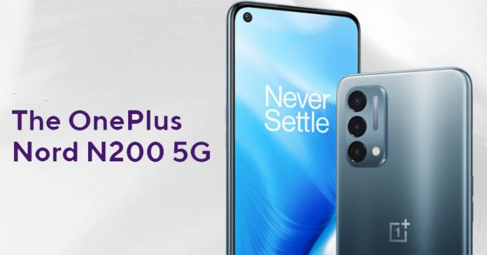 OnePlus Nord N200 5G launched Price in Nepal Specifications Features Availability